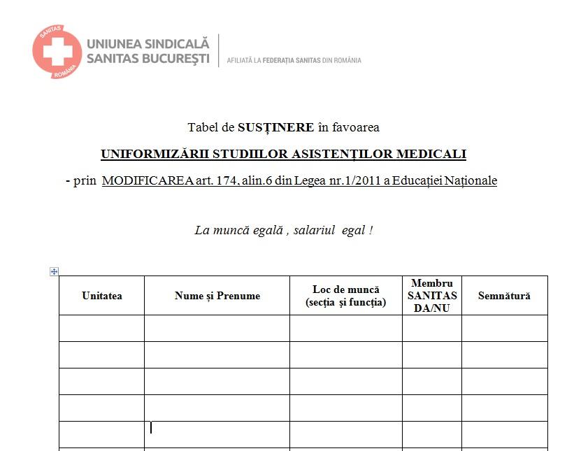 ordinul asistentilor medicali bucuresti